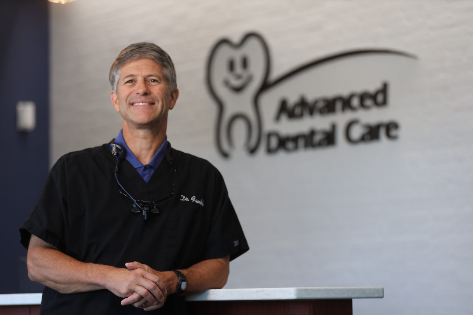 Dr. Curtis D. Fauble, DDS - Advanced Dental Care - Quincy, IL