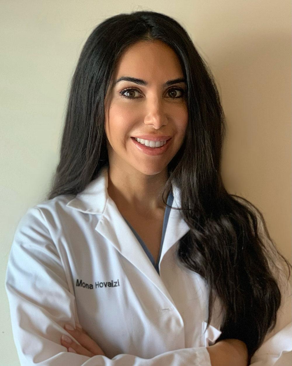 Dr. Mona Hovaizi - Dentist - Quincy, IL